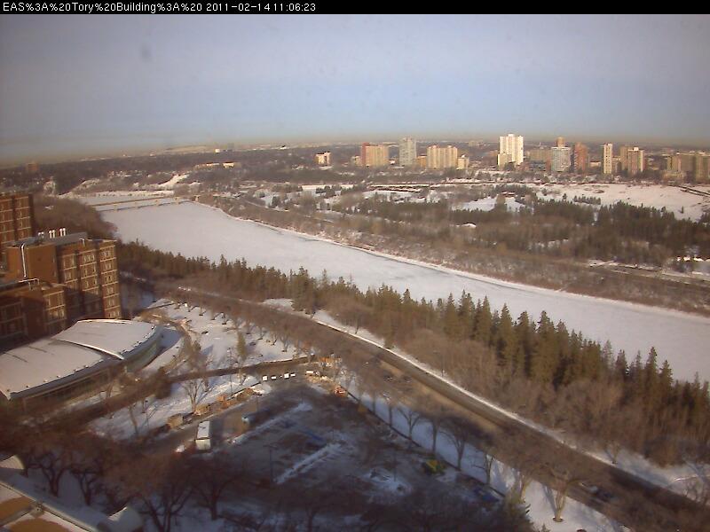 Dettagli webcam Edmonton