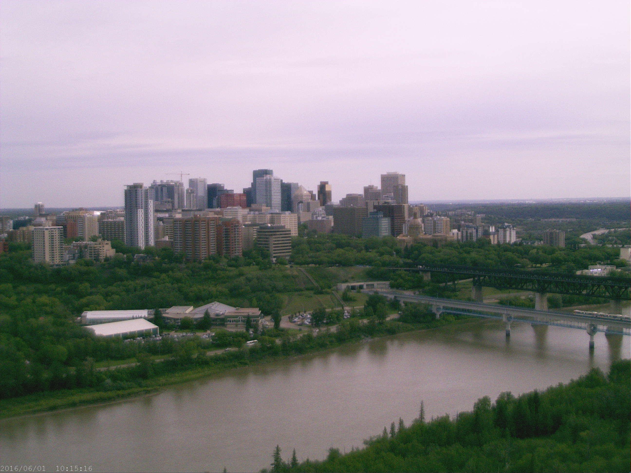 Edmonton Live Cam, Canada