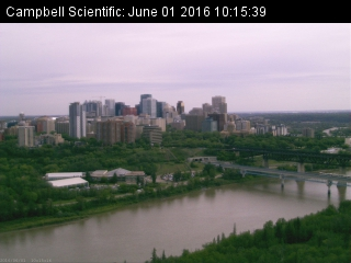 Edmonton Downtown (Campbell Scientific Camera)